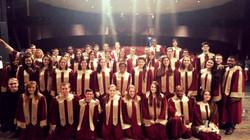 Bernstein MASS - Liturgical Choir