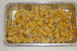 Pork Dumplings (Shu Mai)