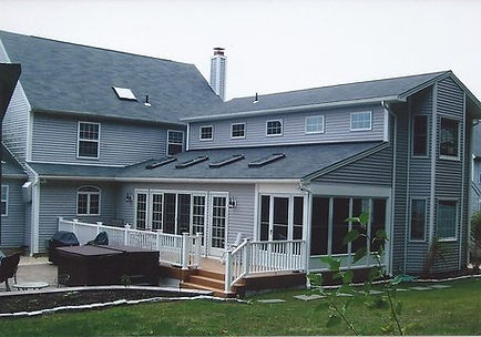 home addition contractors in CT