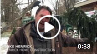 video about Henrick home constructon in CT