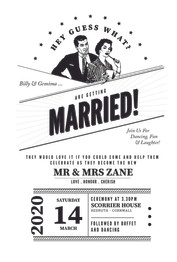 vintage tea party wedding invitations uk