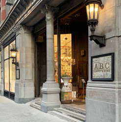 ABC Store, New York.