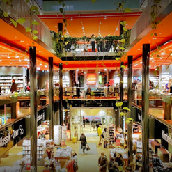 Dussmann Bookstore, Germany.