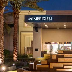 Le Meridien Hotel, Dubai.