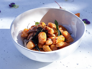 Recipe: 3-Ingredient Sweet Potato Gnocchi