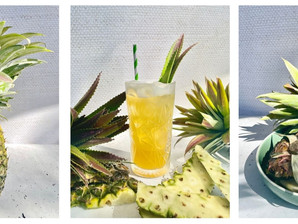 Cheers To Our First Zero Waste Cocktail!