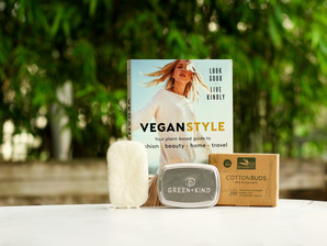 Win: Vegan Style Book + Bath Pack