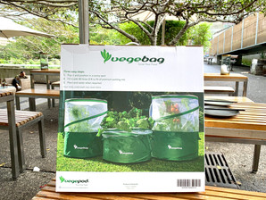 Win: Vegebag @Vegepod