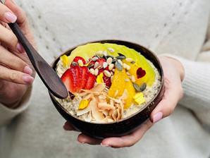 Recipe: Warm Winter Breakfast Bowl
