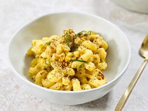 Recipe: Spicy Vegan Mac and Cheese