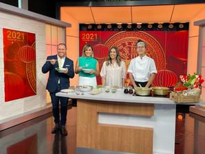 Recipe: Vegan Shiitake Mushroom Wonton Soup