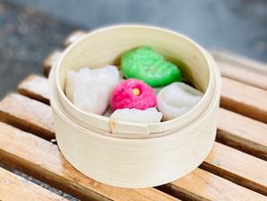 Dumplings for days - five-dumpling special