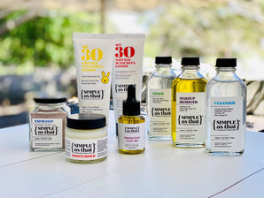 Win: {SIMPLE as that} Skincare Pack