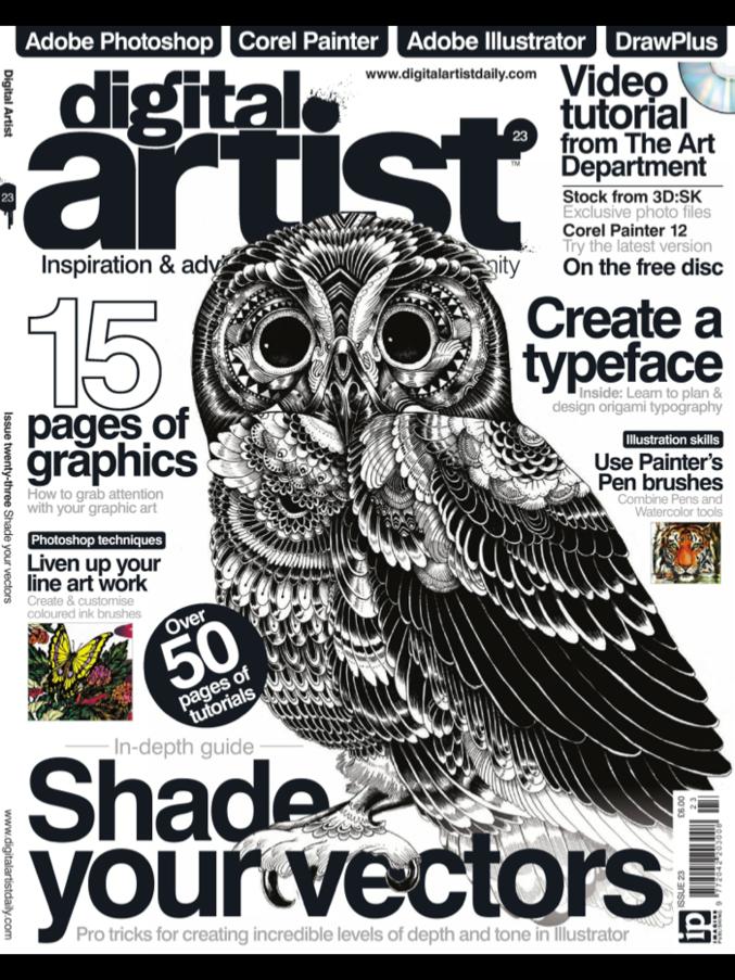 Digital Artist Magazine