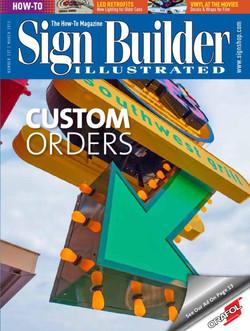 SBI Magazine Feature.