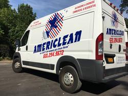 Fleet Graphics/Truck Lettering