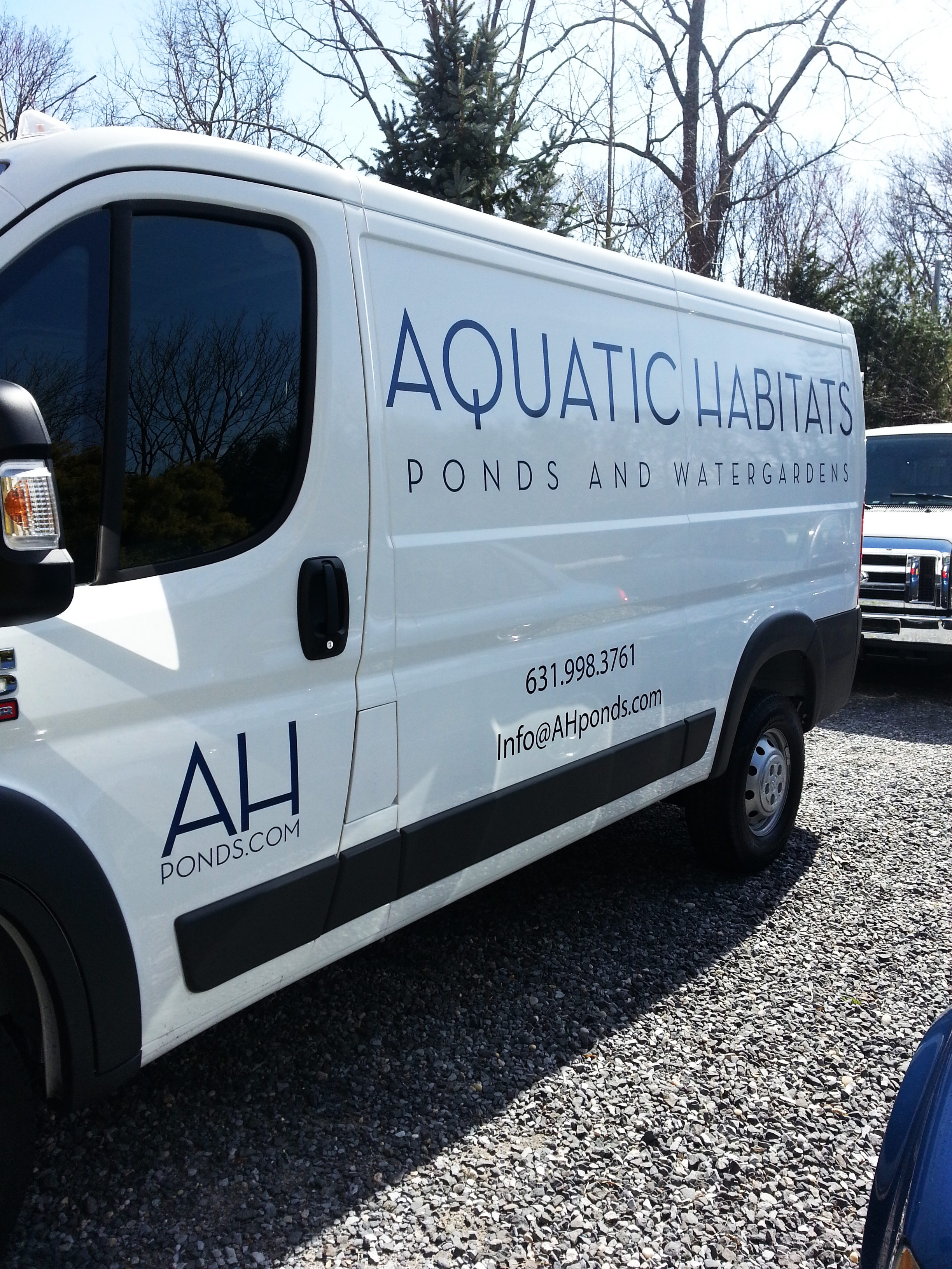 Truck Signs, Vehicle Decals