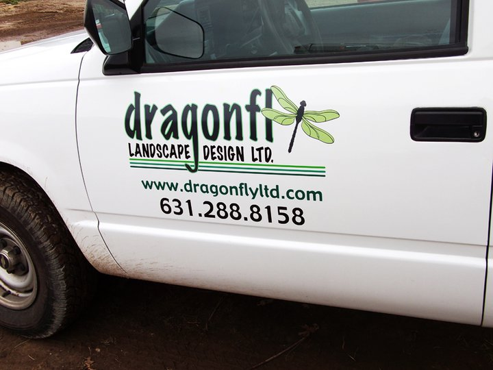 Custom Vehicle Graphics & Lettering