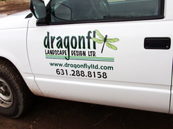 Custom Vehicle Graphics & Lettering