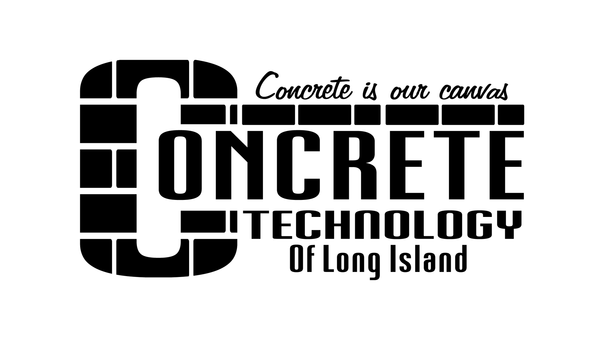 Concrete Tech Logo Design