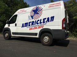 Americlean Fleet Graphics