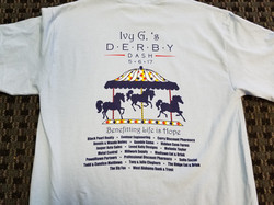 Charity Race T-shirts
