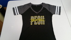 PESH Volleyball Mom Shirt