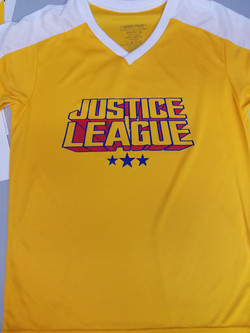 Justice League Soccer Jersey