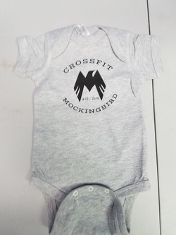 Custom Printed Onesie