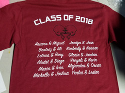 Homecoming 2017 Shirts
