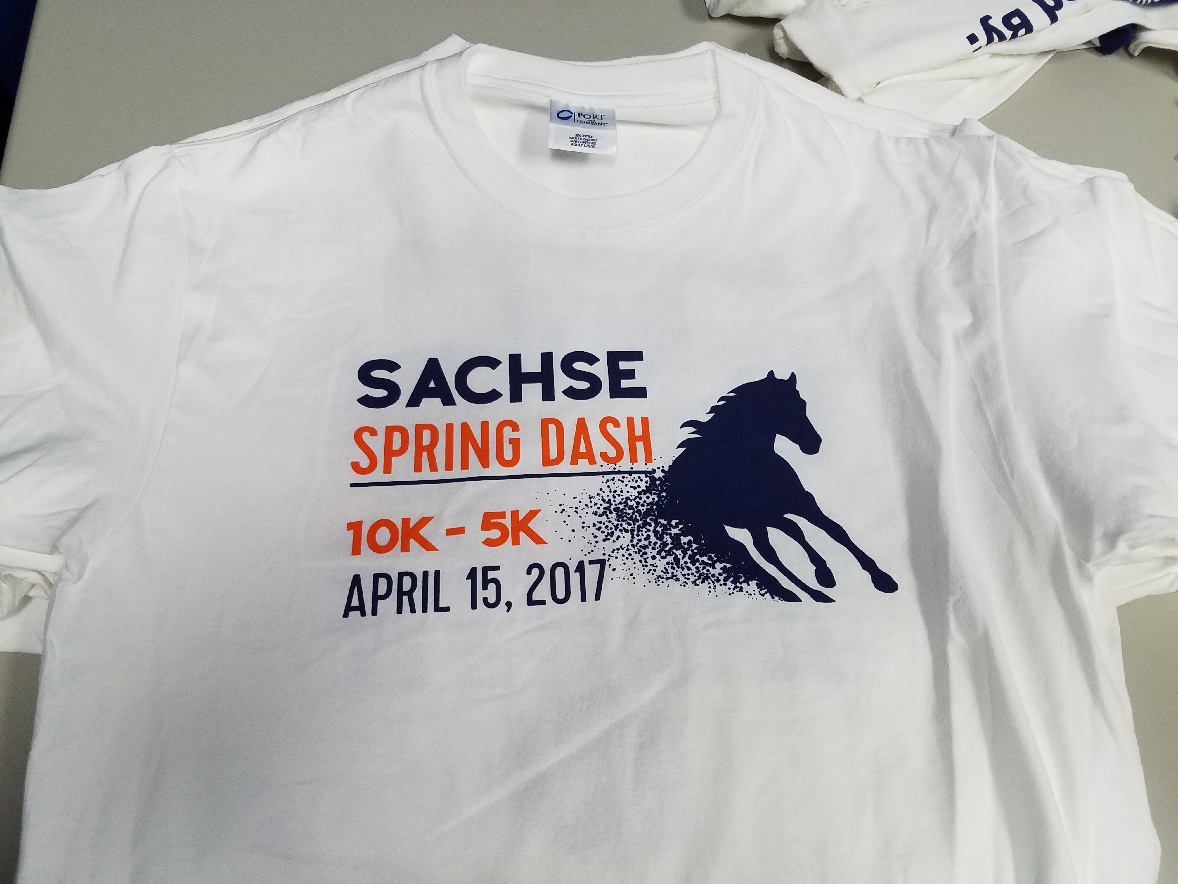 5K Shirts