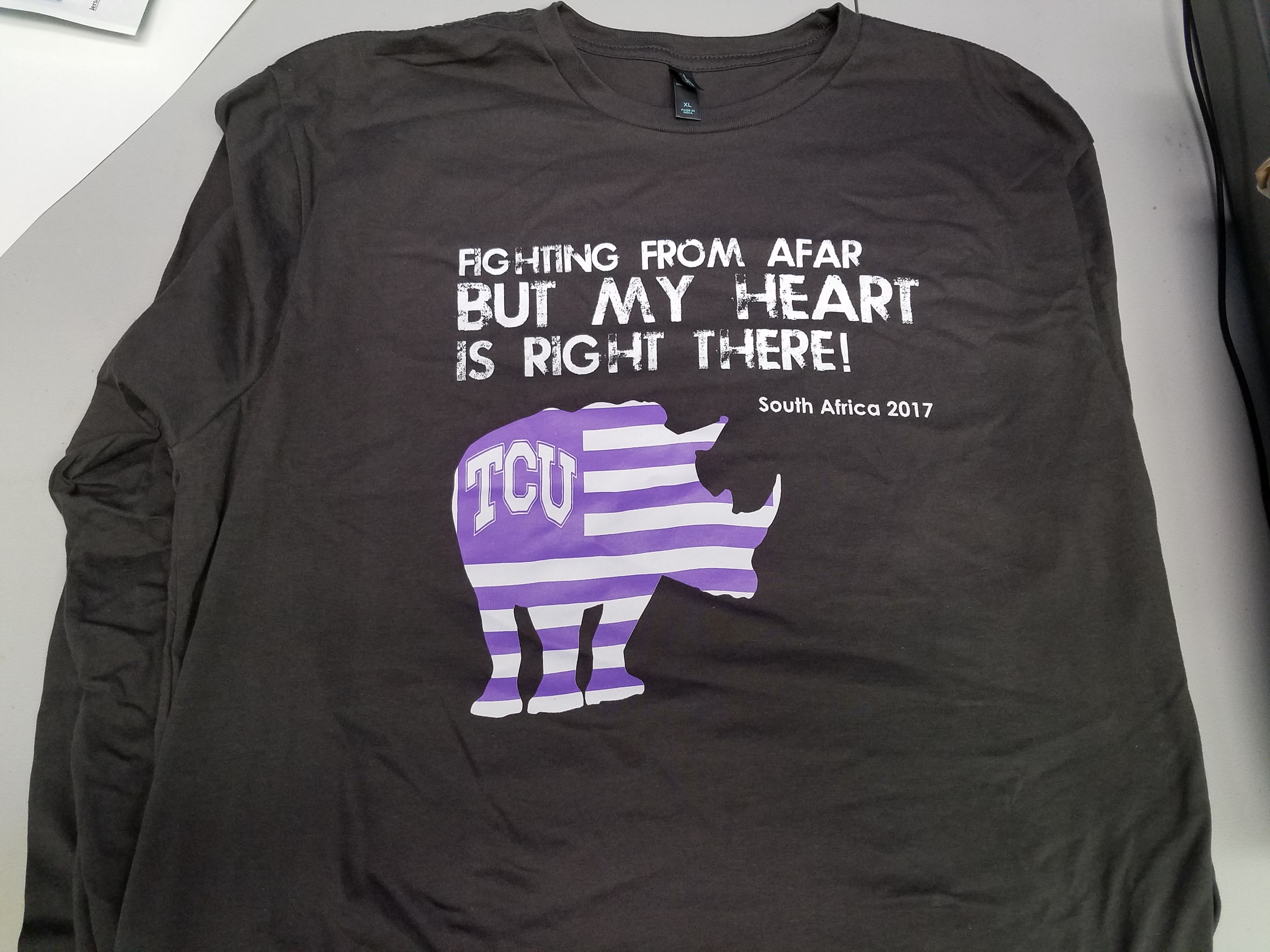 Charity Shirts