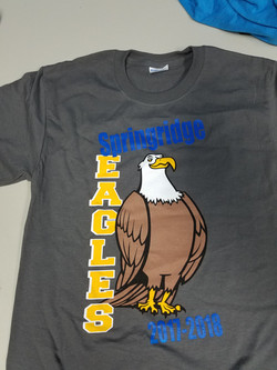 Springridge Elementary Shirts
