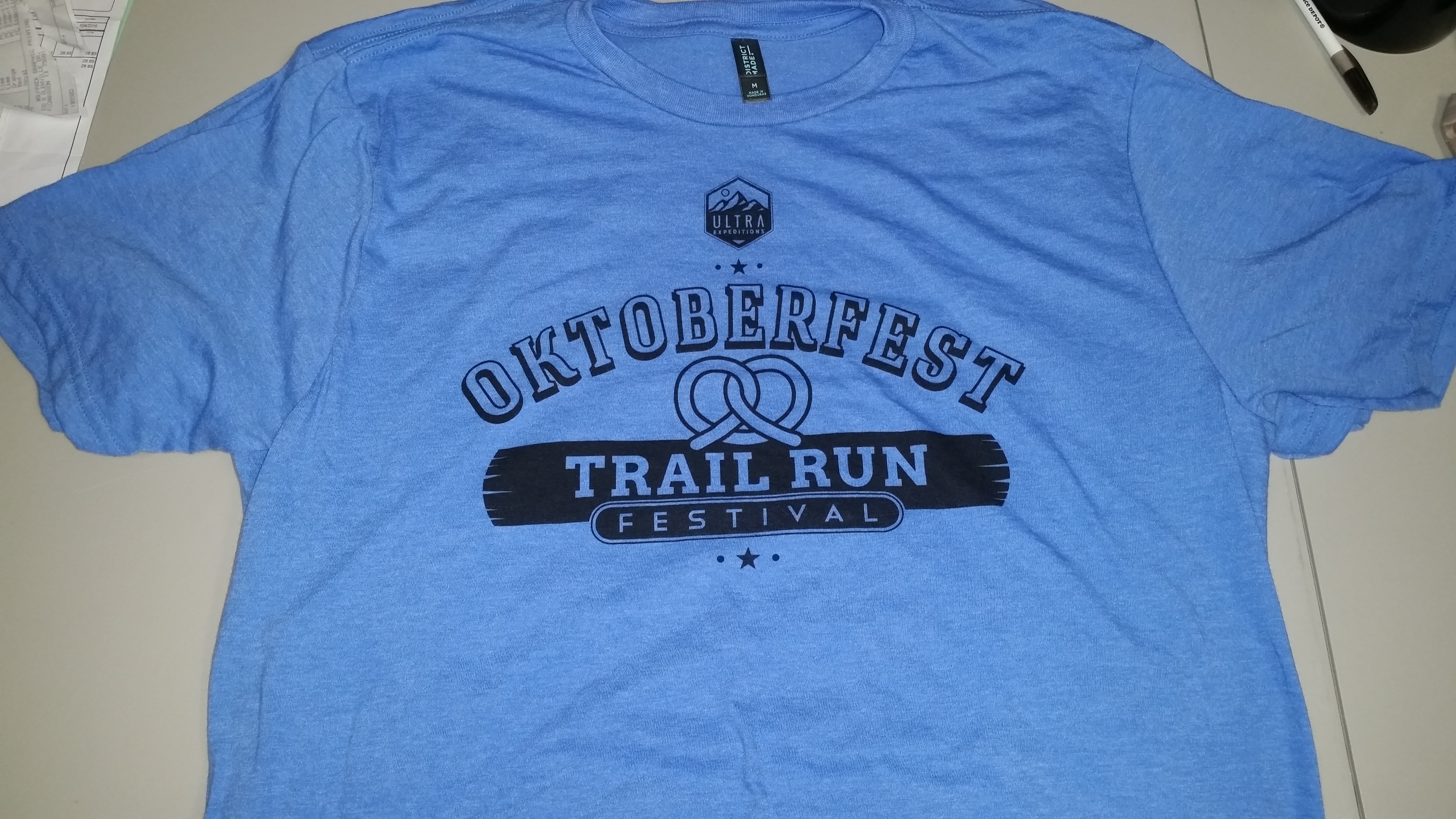 Trail Run Shirts