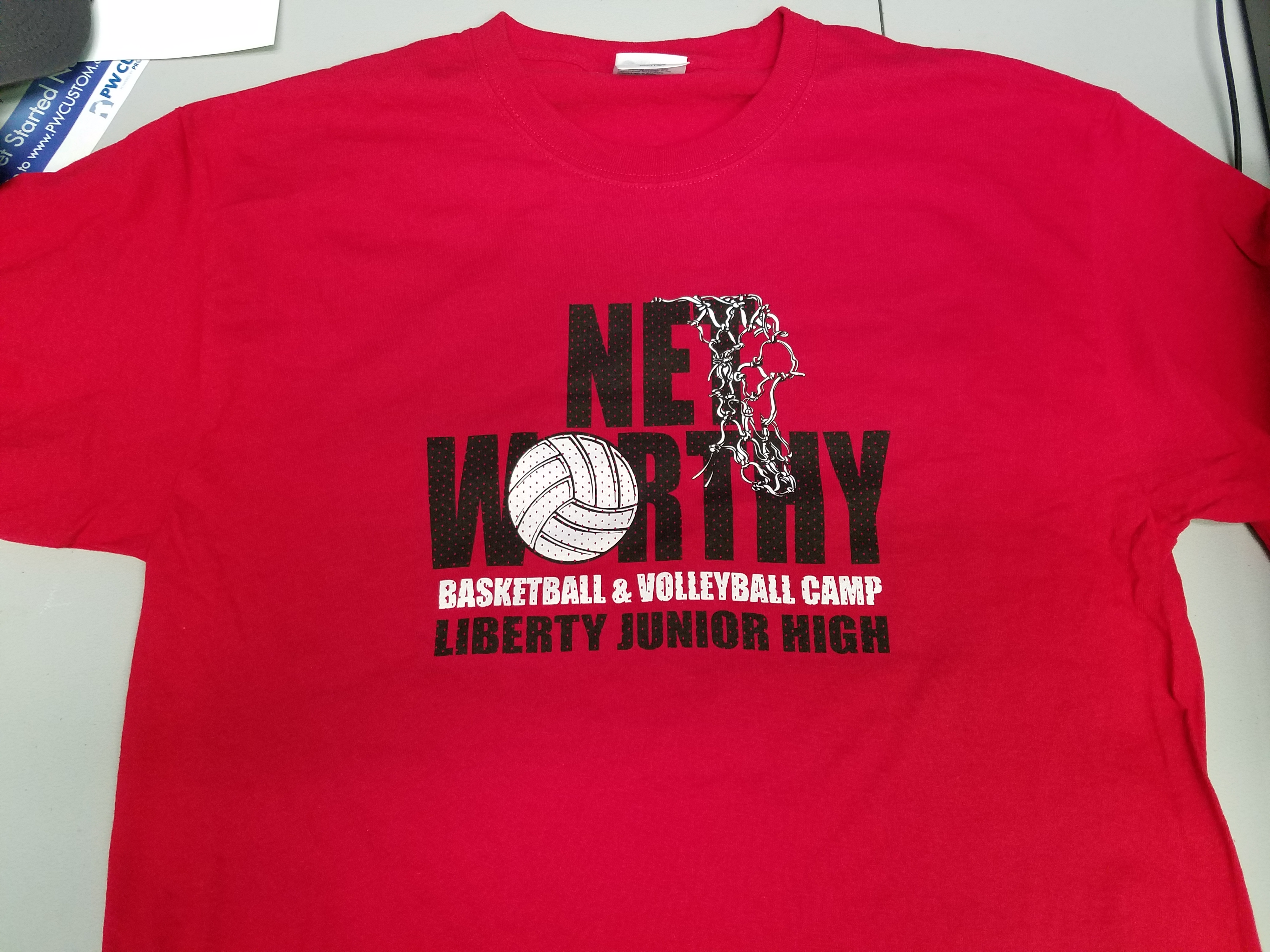 High School Camp Shirts