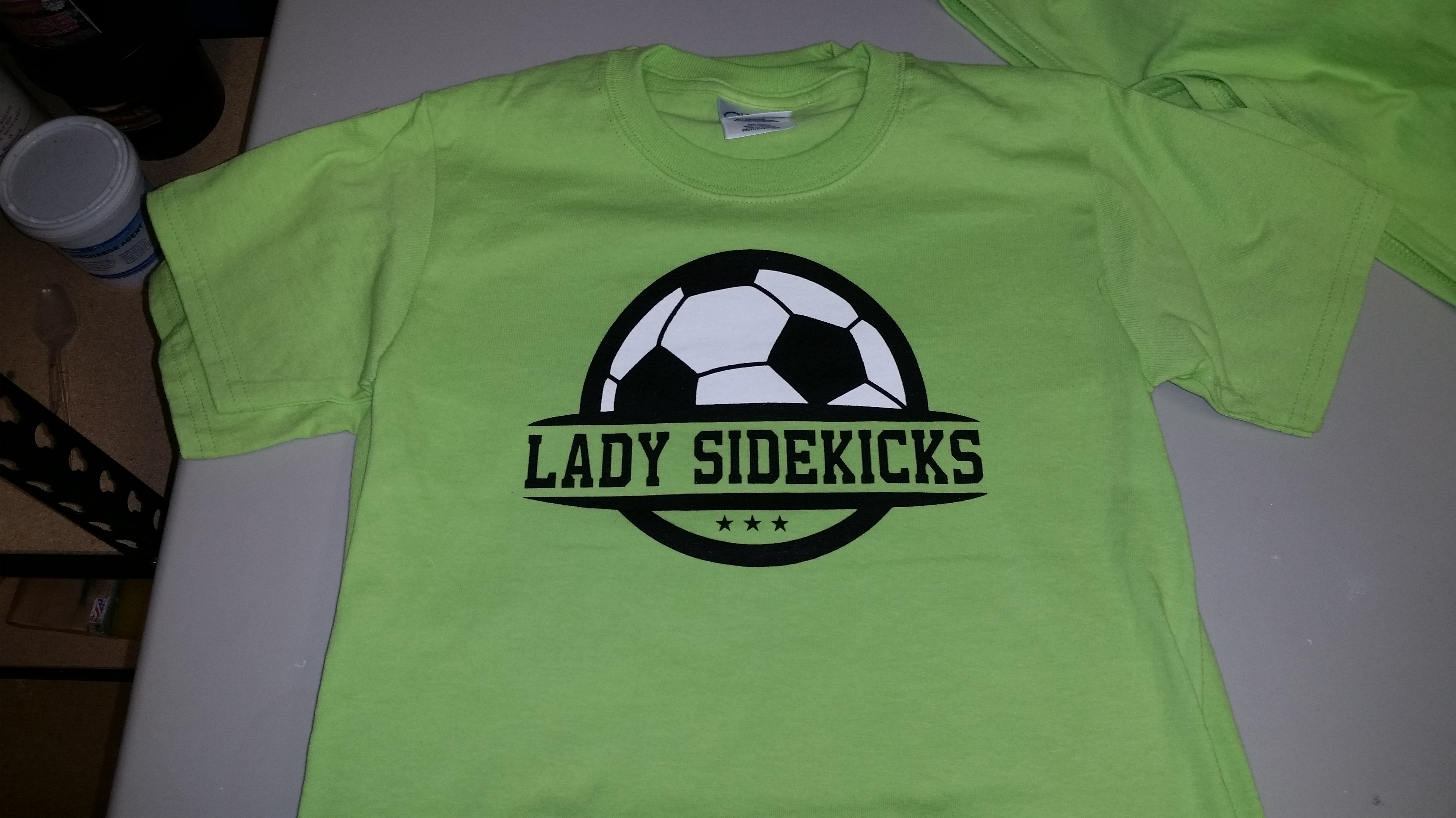 Soccer Team spirit Shirts