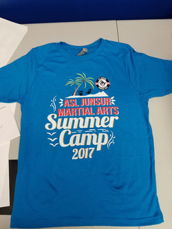 Summer Camp Shirts