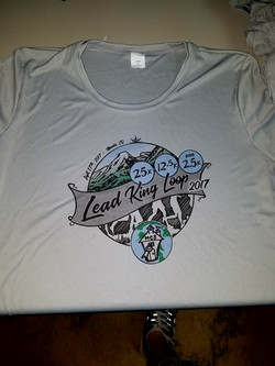 Lead King Race Shirts