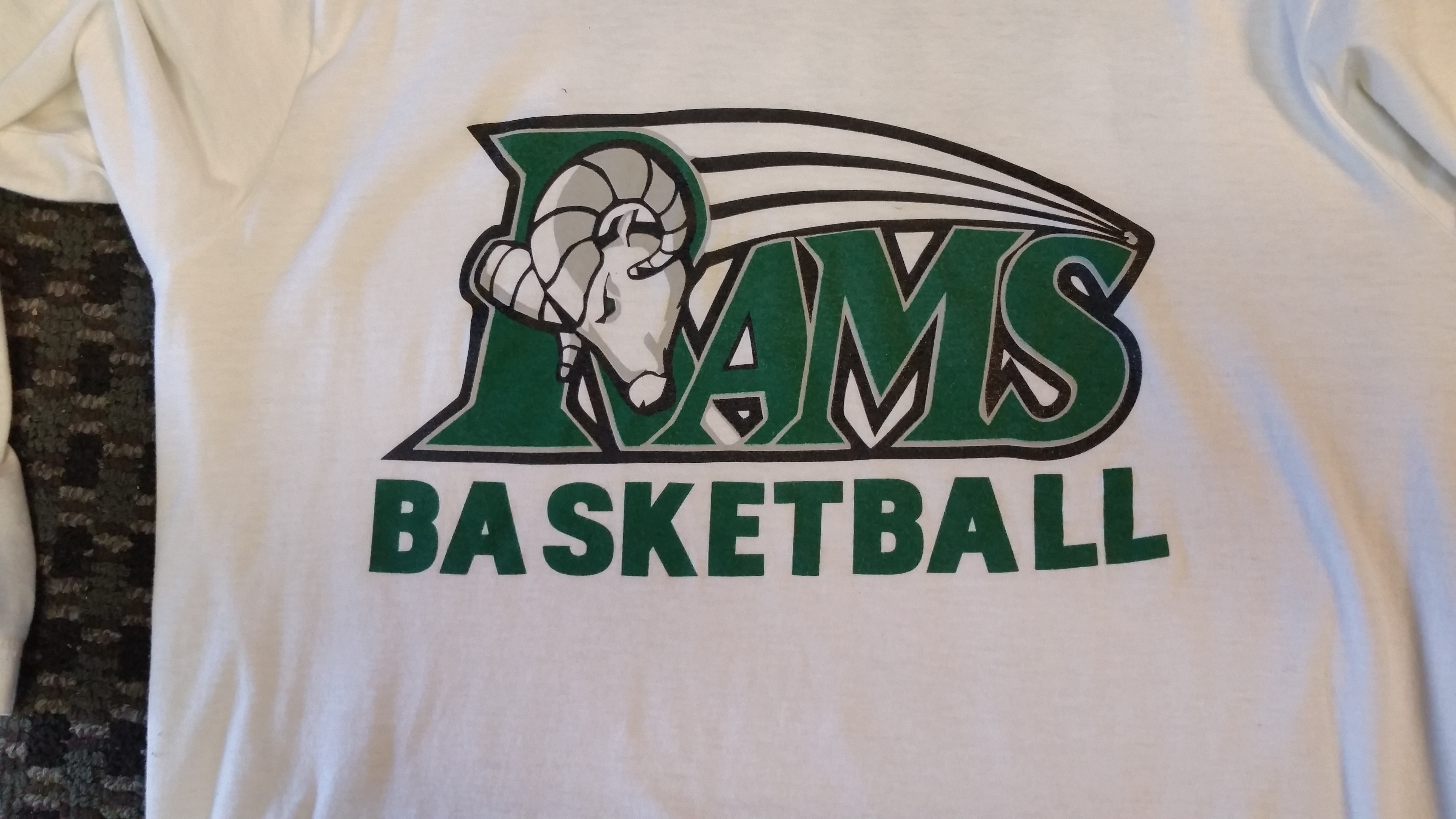 Berkner Basketball Shirts