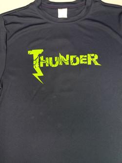 Thunder Soccer Jersey