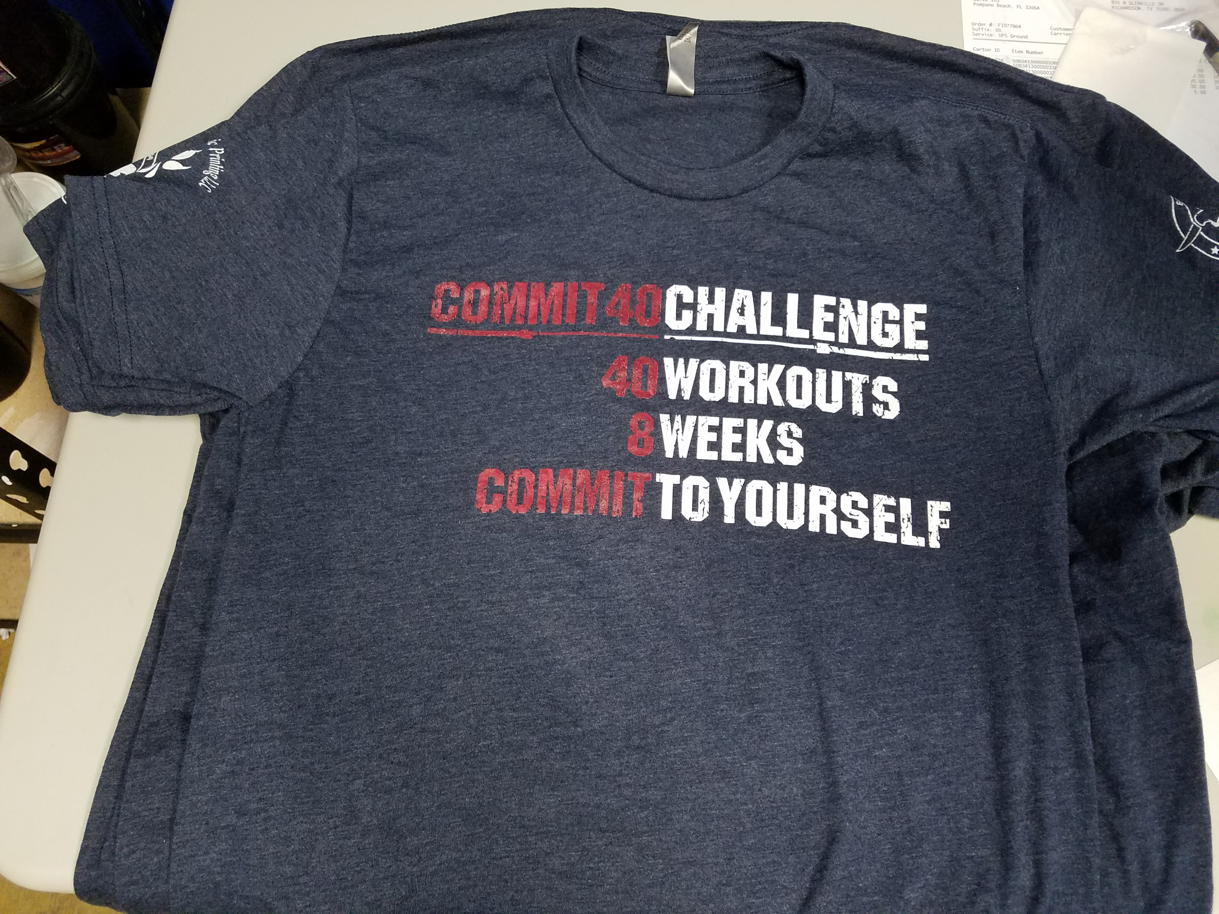 Crossfit Shirts