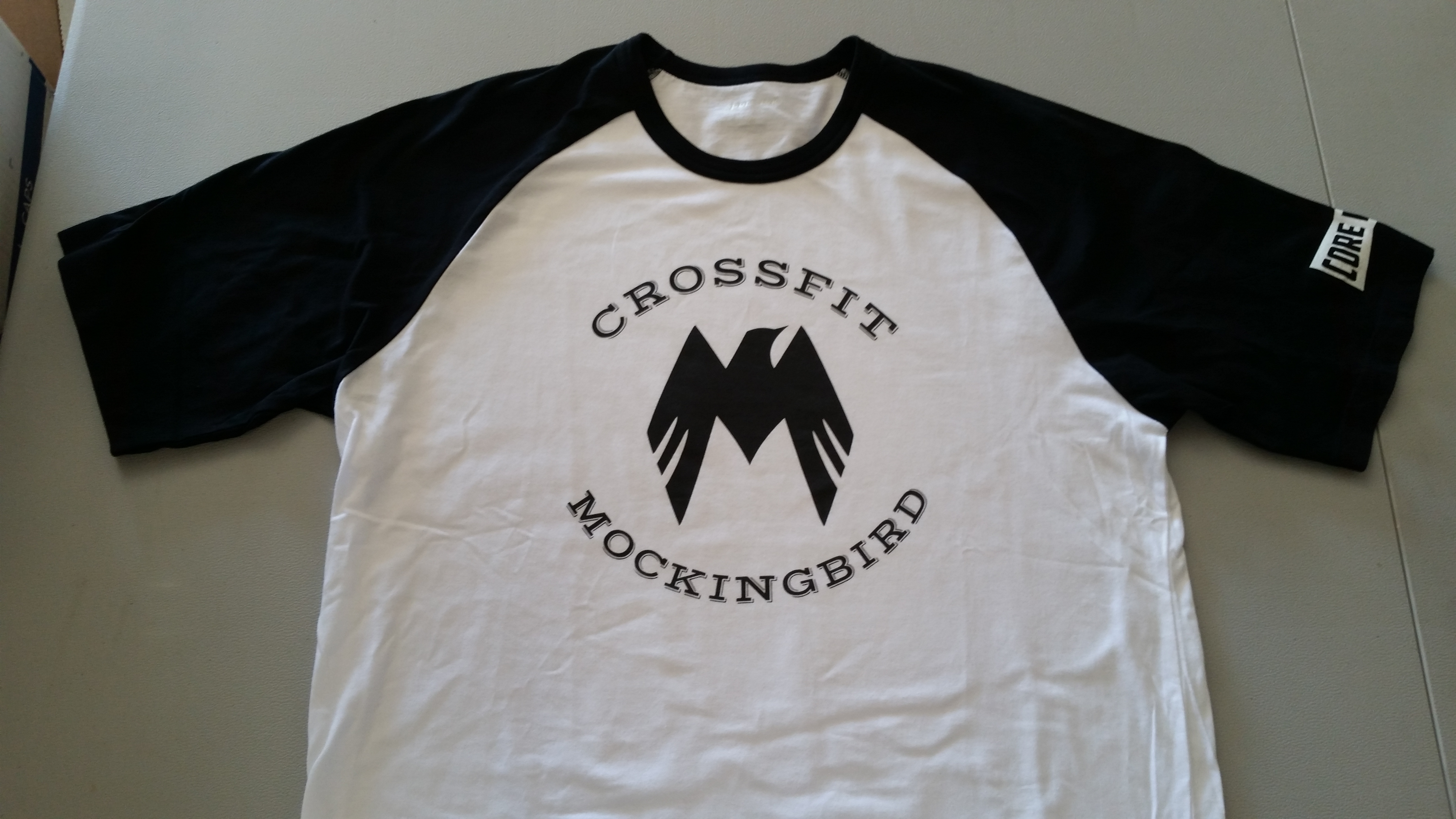 Crossfit Gym Shirts