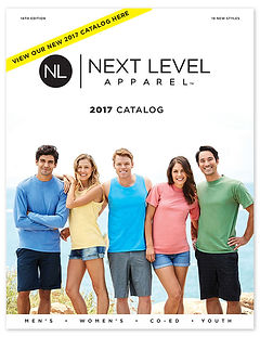 Next Level Apparel Catalog