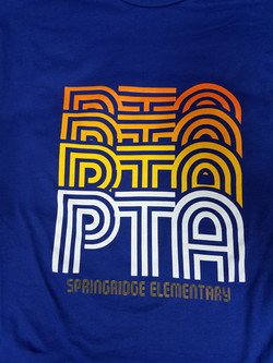 Springridge PTA Shirts