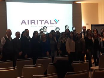 Formazione partner air italy