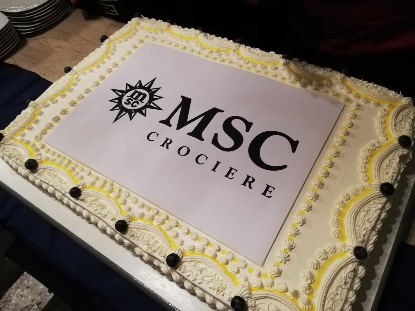 Formazione ed eventi. Serata Msc crocier
