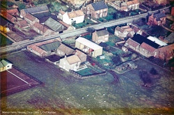 Manor Farm Hessay Circa 1969 C/O A Watson