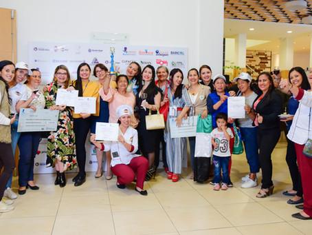Ellas son las empresarias ganadoras de la IV versión del Premio Leonor Melo de Velasco