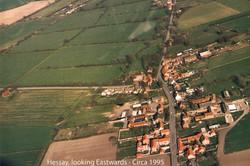 Hessay from the Air Circa 1995 .jpg