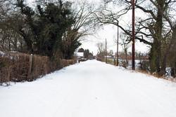 Shirbutt Lane January 2010